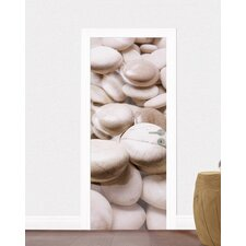 """White Pebbles"" Art"