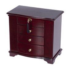 Waverly Wooden Jewelry Box