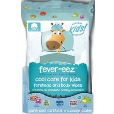 <strong>Natural Essentials</strong> Natural Essentials Fever-Eez Fever Care Wipes