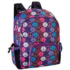 Ashley Peace Signs Backpack