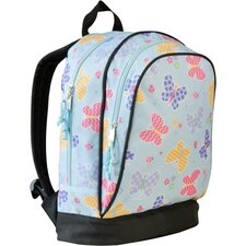 <strong>Wildkin</strong> Butterfly Garden Olive Kids Sidekick Backpack