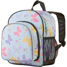 <strong>Wildkin</strong> Butterfly Garden Olive Kids Pack'n Snack Backpack