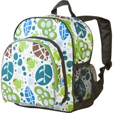 Lily Frogs Pack'n Snack Backpack