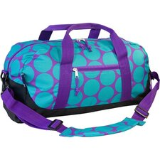"Ashley Big Dot 18"" Duffel Bag"