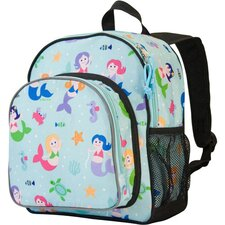 "<strong>Wildkin</strong> Olive Kids Mermaids Pack ""N Snack Backpack"