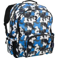 Solid Colors Camo Straight-Up Macropak Backpack