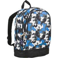Camo Blue Sidekick Backpack