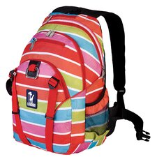 <strong>Wildkin</strong> Ashley Bright Stripes Serious Backpack