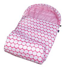 Ashley Big Dot Stay Warm Sleeping Bag