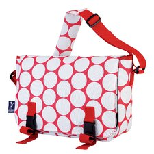 Ashley Big Dot Jumpstart Messenger Bag