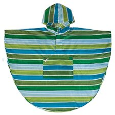 Ashley Cool Stripes Poncho