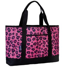 <strong>Wildkin</strong> Ashley Leopard Tote Bag