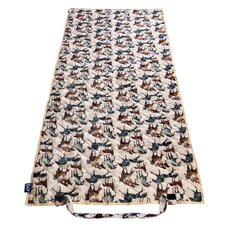 Classic Horse Dreams Beach Roll Up Mat