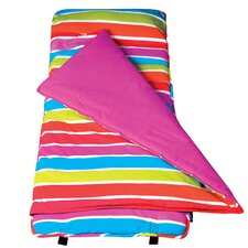 <strong>Wildkin</strong> Ashley Bright Stripes Nap Mat