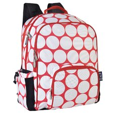 Ashley Big Dot Macropak Backpack