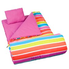 Ashley Bright Stripes Sleeping Bag