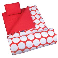 <strong>Wildkin</strong> Ashley Big Dot Sleeping Bag