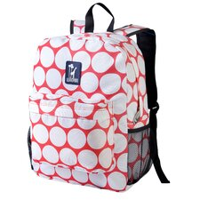 <strong>Wildkin</strong> Ashley Big Dot Crackerjack Backpack