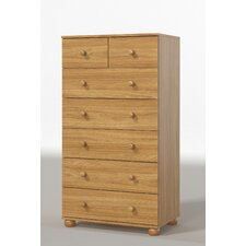 Dorset 2 Over 5 Drawer Chest