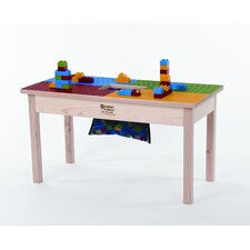 "<strong>Synergy Management</strong> 16"" x 32"" Fun Builder Table"