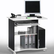 Computer Desk with Keyboard Shelf