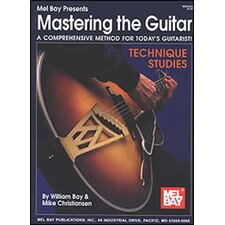 Mastering the Guitar Technique Studies Book