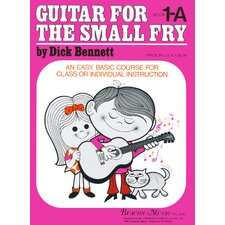 Guitar for the Small Fry - Book 1A