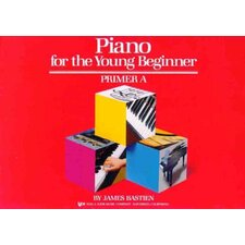 Piano for The Young Beginner - Primer A Book
