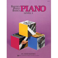 Bastien Piano Basics - Piano Level 1 Book