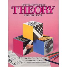 Bastien Piano Basics - Theory Primer Level Book