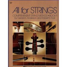 All for Strings Violin Book 1