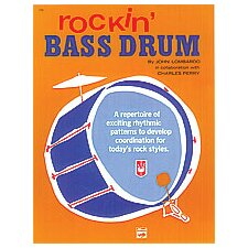 <strong>Alfred Publishing Company</strong> Rockin' Bass Drum, Book 1