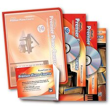 Premier Piano Course Success Kit, Level 1A
