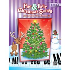 Fun and Jolly Christmas Songs, Book 3