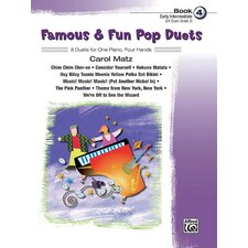 Famous and Fun Pop Duets, Book 4