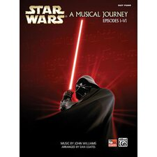 Star Wars®: A Musical Journey Easy Piano (Music from Episodes I - VI)