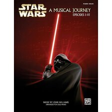 Star Wars®: A Musical Journey (Music from Episodes I - VI) - Piano Solos