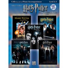 Harry Potter™ Instrumental Solos for Strings (Movies 1-5) Cello