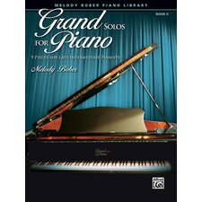 <strong>Alfred Publishing Company</strong> Grand Solos for Piano, Book 6