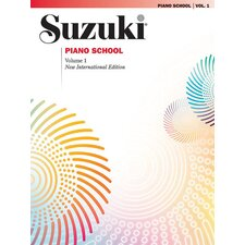 <strong>Alfred Publishing Company</strong> Suzuki Piano School New International Edition Piano Book, Volume 1