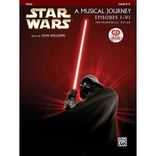 Star Wars® Instrumental Solos (Movies I-VI): Flute