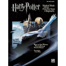 Harry Potter Magical Music Big Note Piano