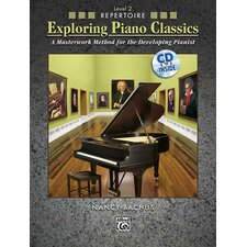 <strong>Alfred Publishing Company</strong> Exploring Piano Classics Repertoire, Level 2
