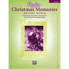Popular Christmas Memories,Book 3