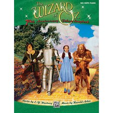 The Wizard of Oz: 70th Anniversary Deluxe Song Book: Big Note Piano