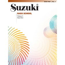 Suzuki Bass School Bass Part, Volume 5