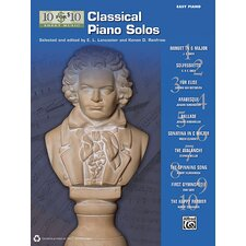 10 for 10 Sheet Music: Classical Piano Solos