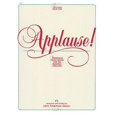 Applause!, Book 1 Impressive Piano Solos for the Budding Virtuoso