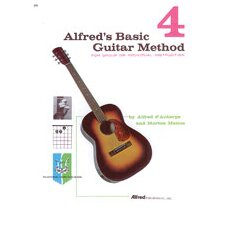 Basic Guitar Method, Book 4
