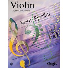 String Note Speller - Violin